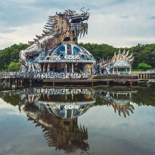 Hồ Thủy Tiên Cảnh Đẹp Việt Nam