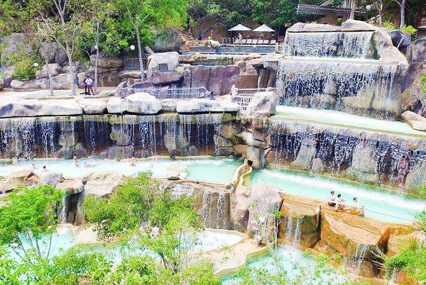 Cảnh Đẹp Việt Nam Suối Khoáng Nóng I-Resort