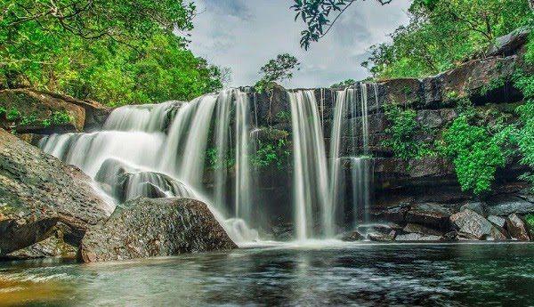 Suối Tranh Cảnh Đẹp Việt Nam