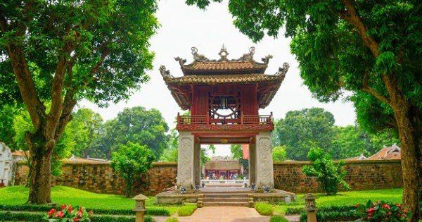 Cảnh Đẹp Việt Nam Văn Miếu