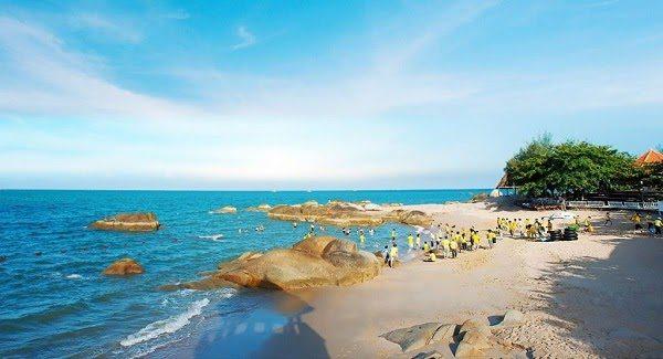 Biển Long Hải Cảnh Đẹp Việt Nam
