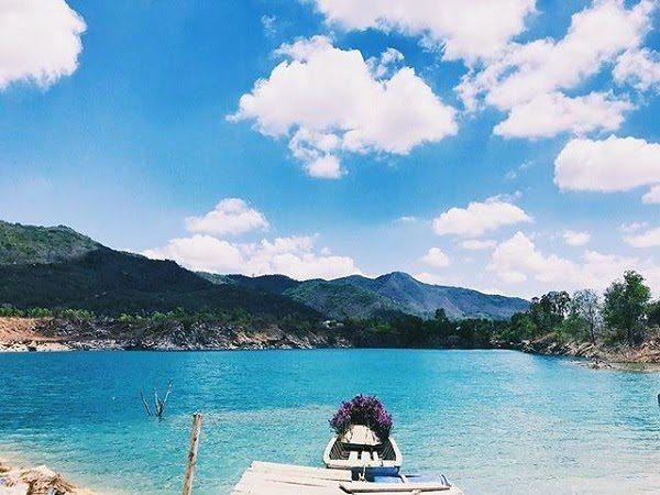 Hồ Đá Xanh Cảnh Đẹp Vũng Tàu