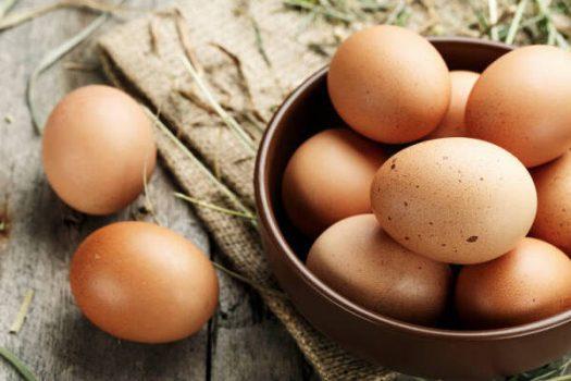 Giảm cân bằng trứng gà review