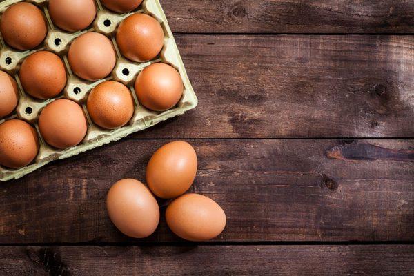 Giảm Cân Bữa Sáng Với Trứng Gà