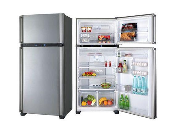 Tủ Lạnh Thương Hiệu Sharp