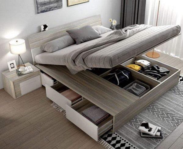 Đem Đến Sự Gọn Gàng Cho Phòng Ngủ