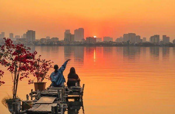 Hồ Tây Hà Nội