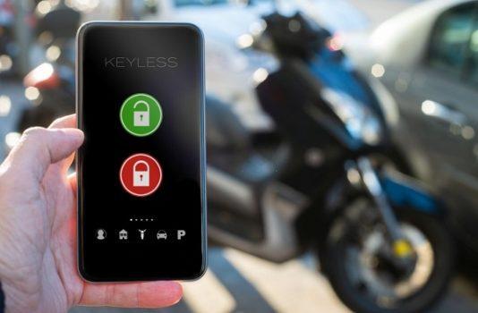 Khóa chống trộm xe máy review