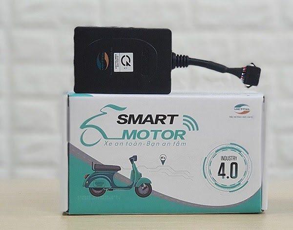 Khóa Chống Trộm Xe Máy Viettel - Smart Motor