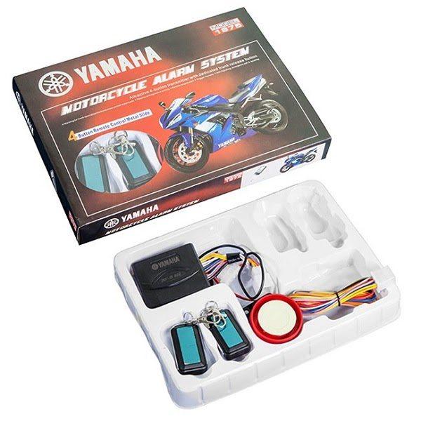 Chức Năng Khóa Chống Trộm Xe Máy Yamaha - Remote Yamaha