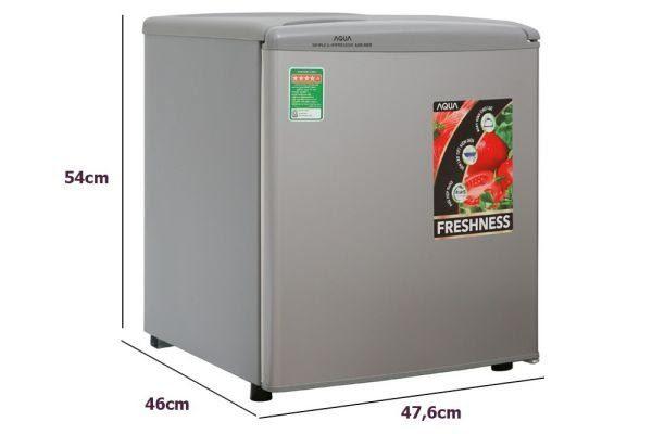 Kích Thước Tủ Lạnh Mini