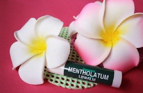 Son Dưỡng Môi Mentholatum - Rohto Mentholatum Medicated Lip Stick