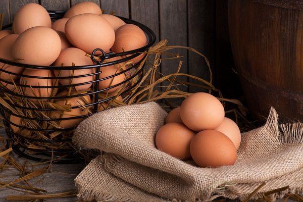 Món Ăn Giảm Cân Trứng