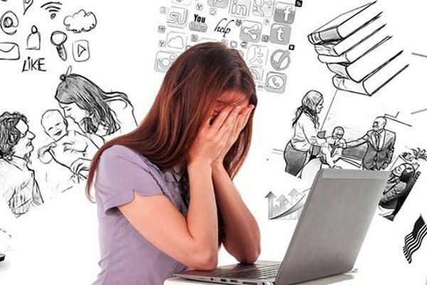 Thường Xuyên Bị Căng Thẳng, Stress