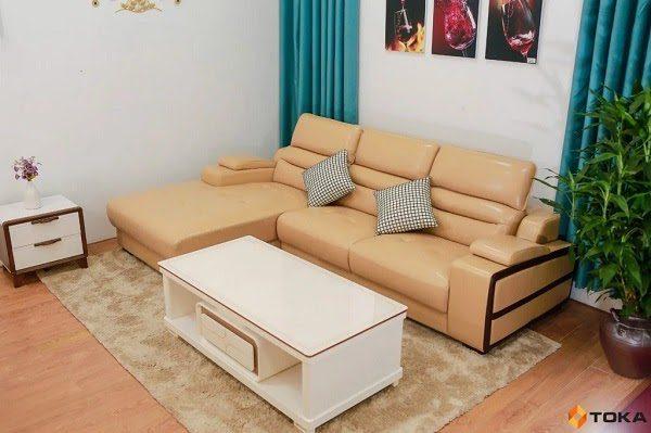 Sản Phẩm Sofa Nhập Khẩu Tại Siêu Thị Nội Thất Toka