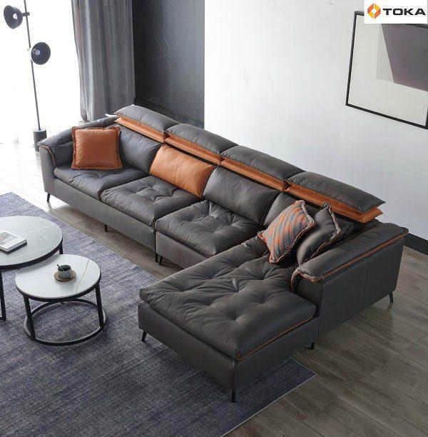 Giá Sản Phẩm Sofa Nhập Khẩu Tại Siêu Thị Nội Thất Toka