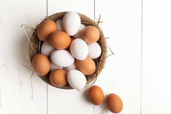 Bữa Tối Giảm Cân Với Trứng Gà