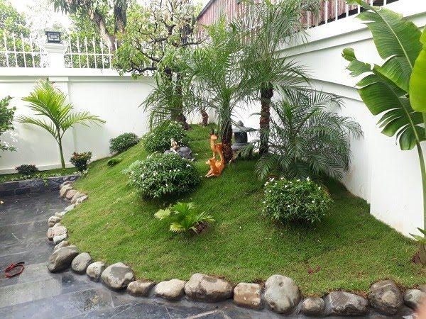 Tiểu Cảnh Sân Vườn 10