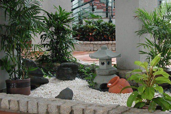 Tiểu Cảnh Sân Vườn 9