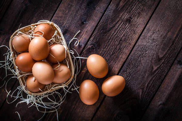 Trứng Gà Giảm Cân Cholestrol