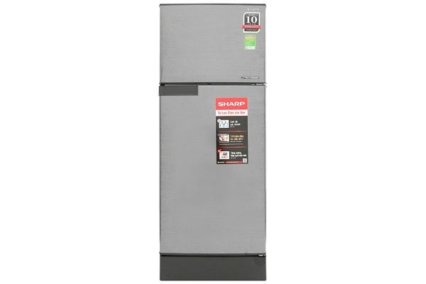 Thiết Kế Tủ Lạnh Lnverter Sharp Sj-X196E-Dss