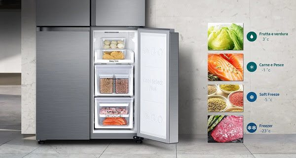 Chức Năng Tủ Lạnh Sharp