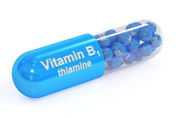Vitamin B1 Cho Ba Bau