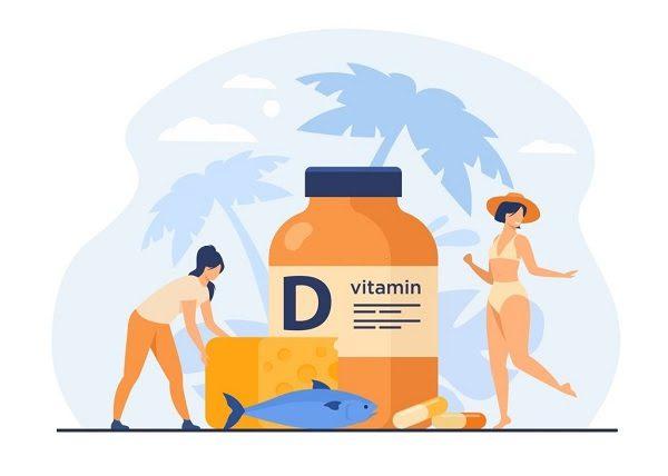 Vitamin D Cho Bà Bầu