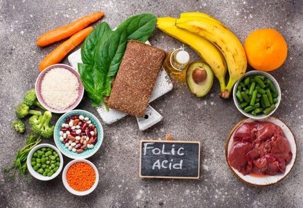 Vitamin Cho Bà Bầu Acid Folic