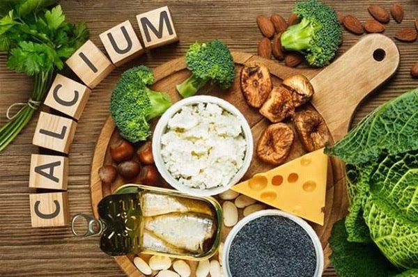Vitamin Cho Bà Bầu Canxi