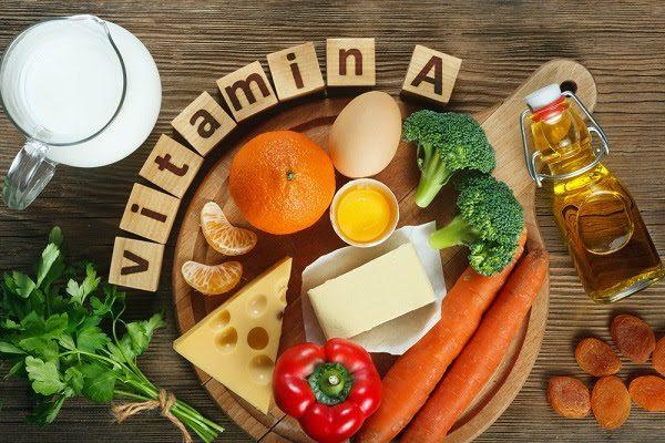 Tác Dụng Vitamin Cho Bà Bầu A