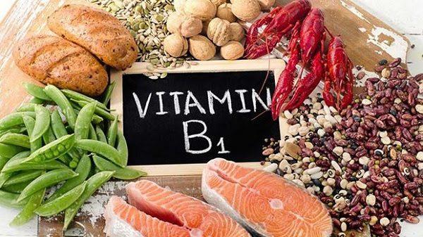 Vitamin Cho Bà Bầu Vitamin B1