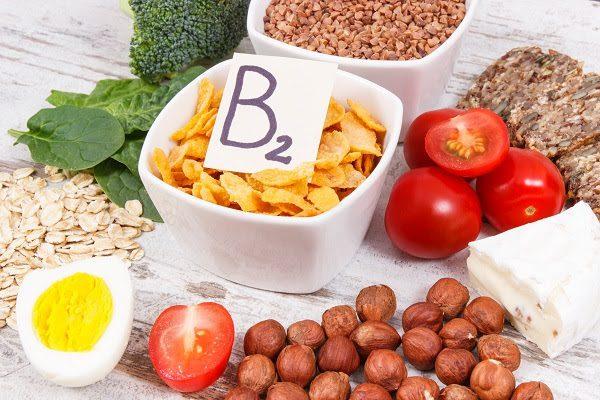 Vitamin Cho Bà Bầu Vitamin B2