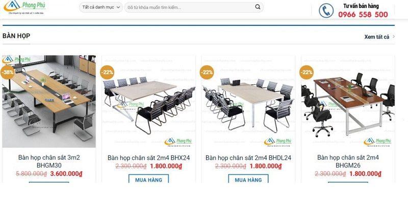 Chợ Thanh Lý Nội Thất Giá Rẻ Phong Phú Tại Hà Nội
