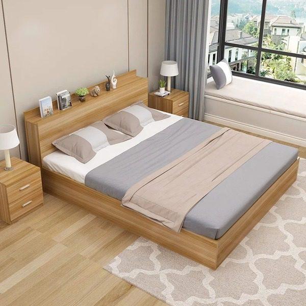Hình Ảnh Đẹp Giường Ngủ 1M2