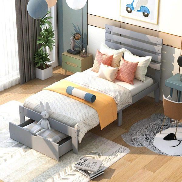 Hình Ảnh Đẹp Giường 1M2-6