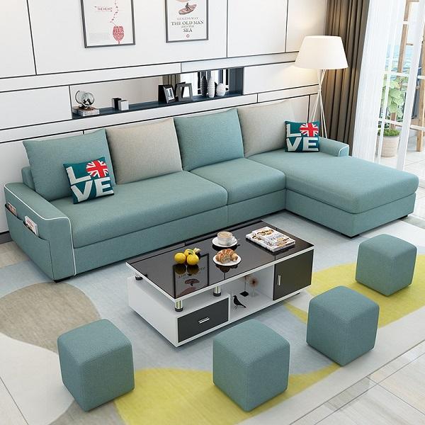 Chọn Sofa Nhỏ Gọn Phù Hợp Nội Thất