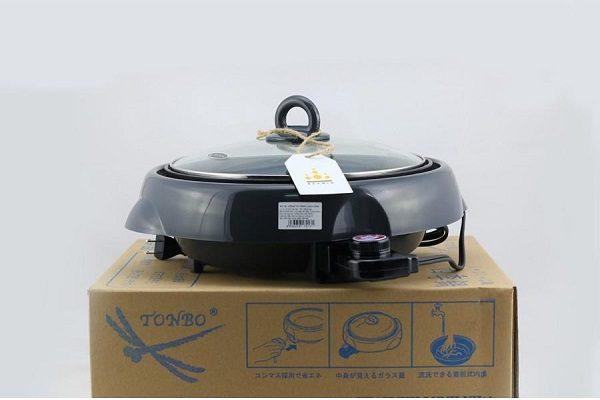 Nồi Lẩu Điện Mini Tonbo Ego-250