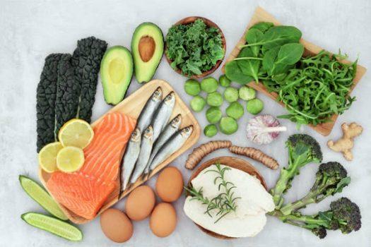 Review thực phẩm chống viêm