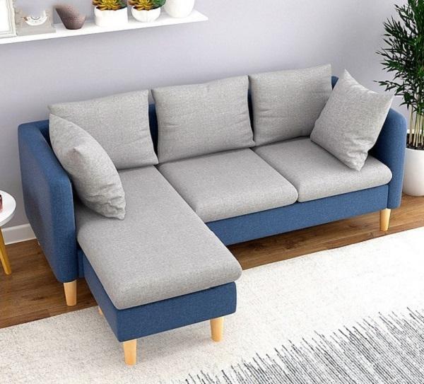 Sofa Có Tựa Lưng, Tay Vịn Thấp