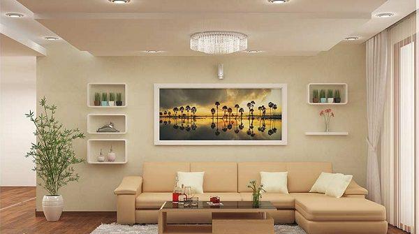 Sofa Góc Mini Nhỏ Gọn Đáp Ứng Đầy Đủ Nhu Cầu Người Dùng