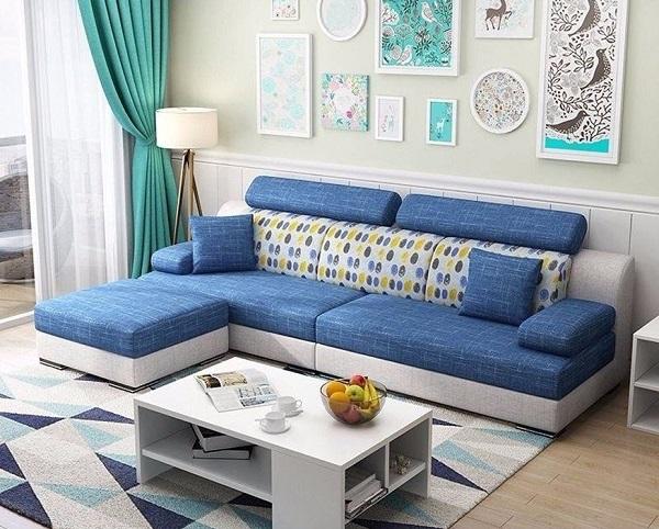 Sofa Góc Mini Có Thiết Kế Đơn Giản, Hiện Đại