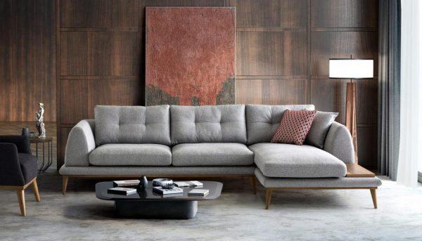 Sofa Góc Nhỏ Gọn Dùng Cho Phòng Chờ