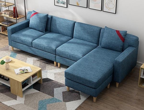 Sofa Góc Mini Giúp Tối Đa Không Gian Sử Dụng