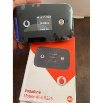 Bộ Phát Wifi 3G/4G Vodafone R226 (Huawei E5786) Lte Cat 6 Download...