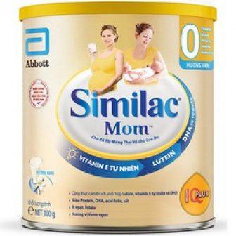 Chính Hãng - Sữa Bầu Similac Mom Iq Plus, Lon 900G, Hương...