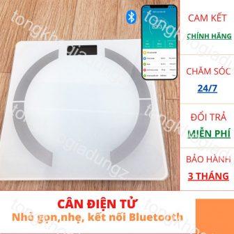 Cân Điện Tử Thông Minh Kết Nối Bluetooth Đo Chỉ Số Sức...