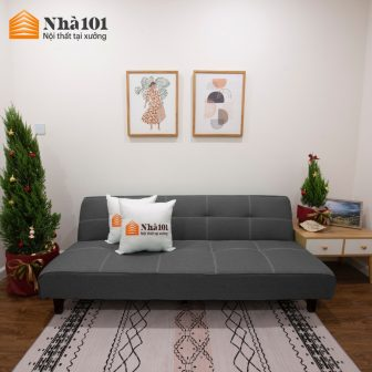 [Deal Sốc] Sofa Bed (Sofa Giường) Cao Cấp Nhà 101