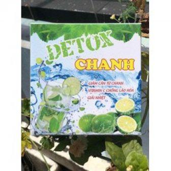 Detox Chanh Giảm Cân Thơm Ngon