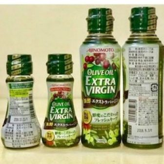 Dầu Oliu Ajinomoto Olive Extra Virgin Nhật (Date 2022)